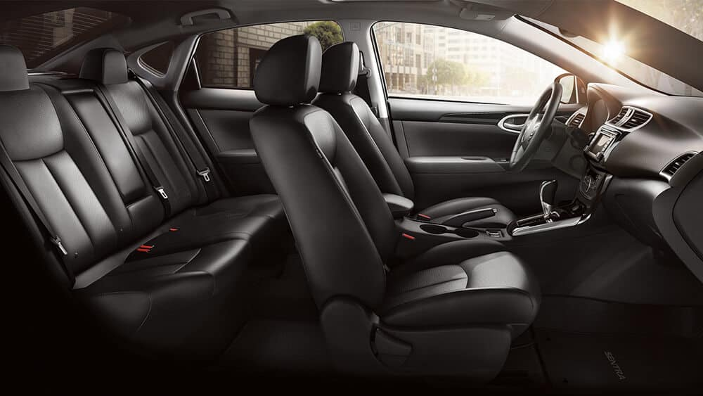 2018 Nissan Sentra Seats