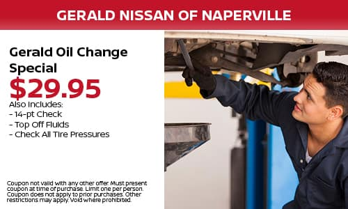 Nissan Oil Change Coupons Amp Auto Service Coupons Gerald