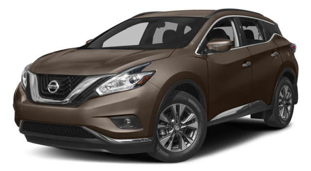 2018 Nissan Murano Brown