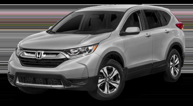 2018 Honda CR-V Gray