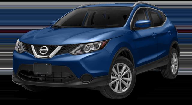 2018 Nissan Rogue Sport Blue