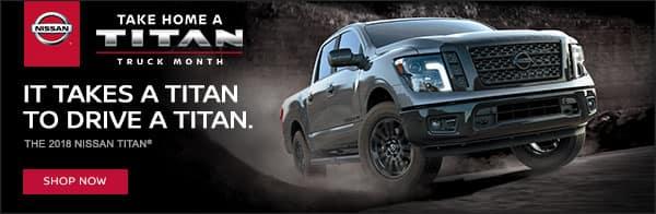 Titan Truck Month Banner