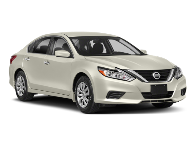 White 2018 Nissan Altima