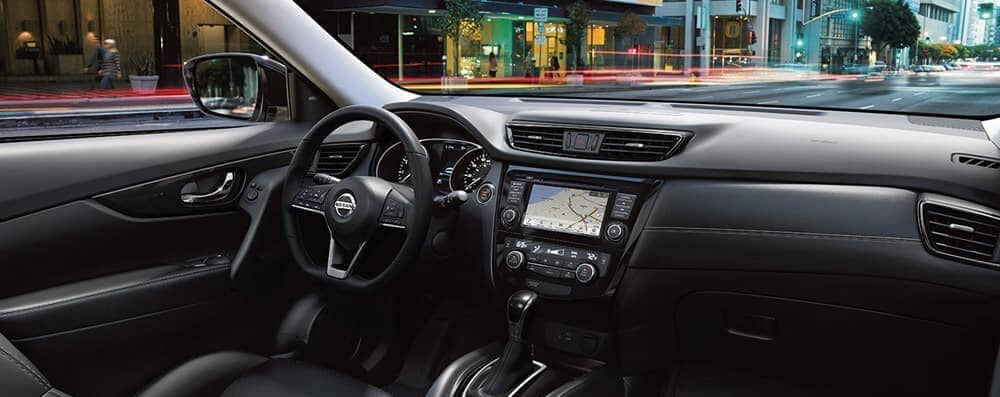 2018 Nissan Rogue with Navigation