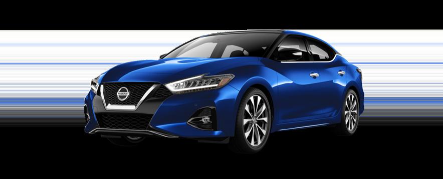 2019 Nissan Maxima blue