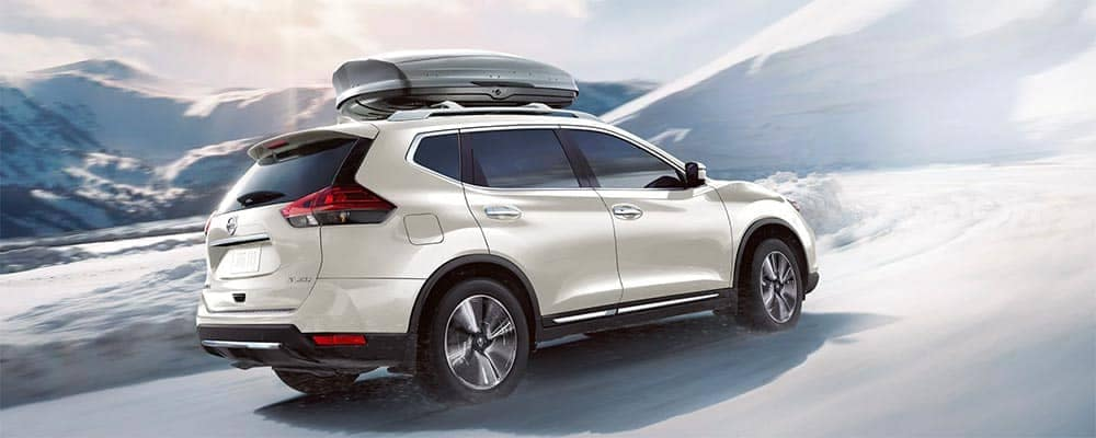 2019 Nissan Rogue Available AWD