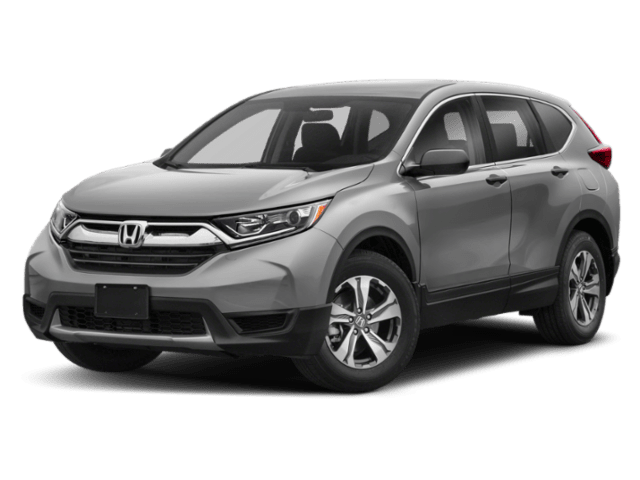 2019 Honda CR-V LX comparisons shot