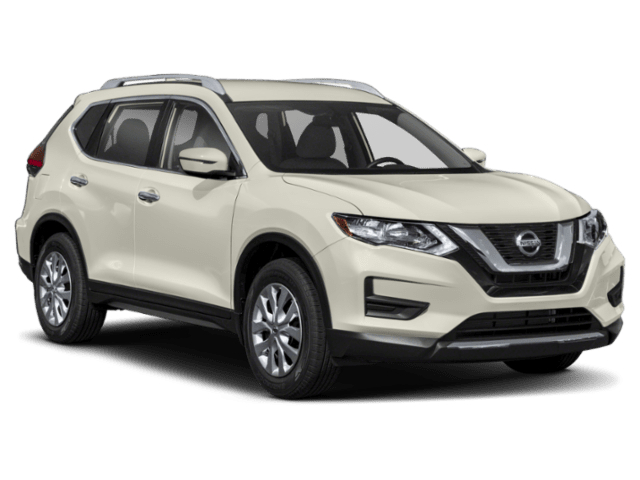 2019 Nissan Rogue FWD S comparison shot