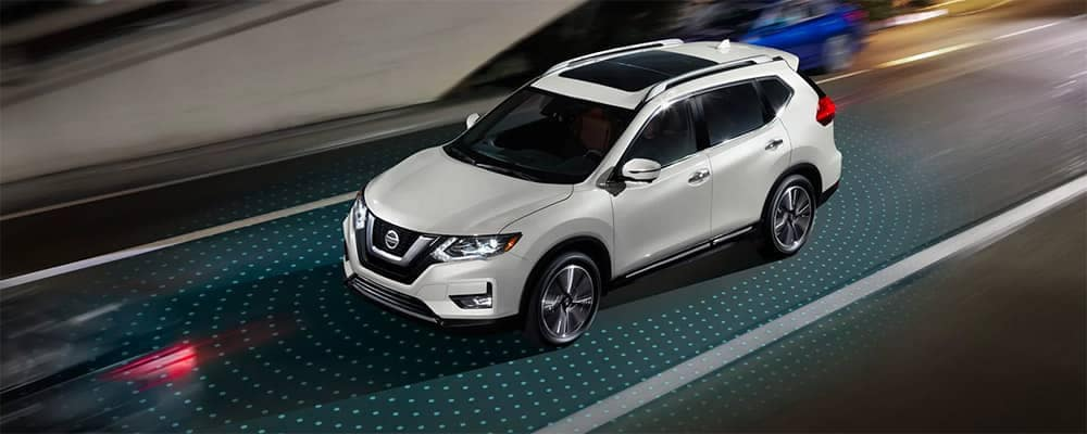 2019 Nissan Rogue Intelligent Mobility