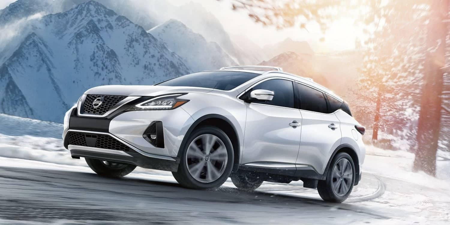 2019 Nissan Murano all wheel drive