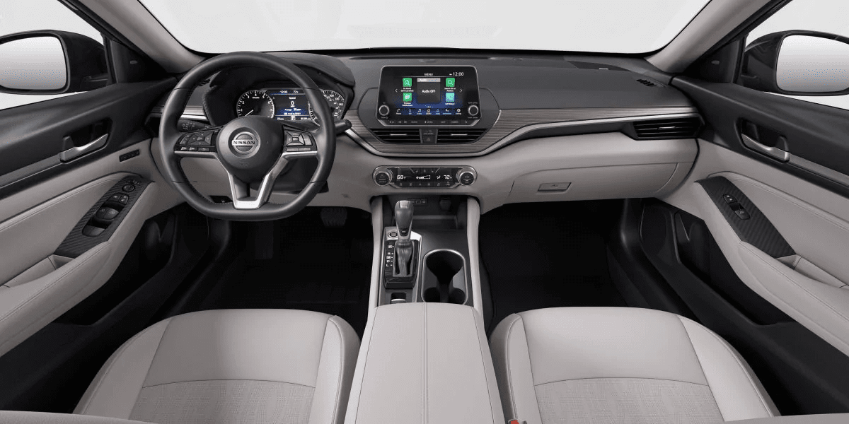 2019 Nissan Altima Interior Features