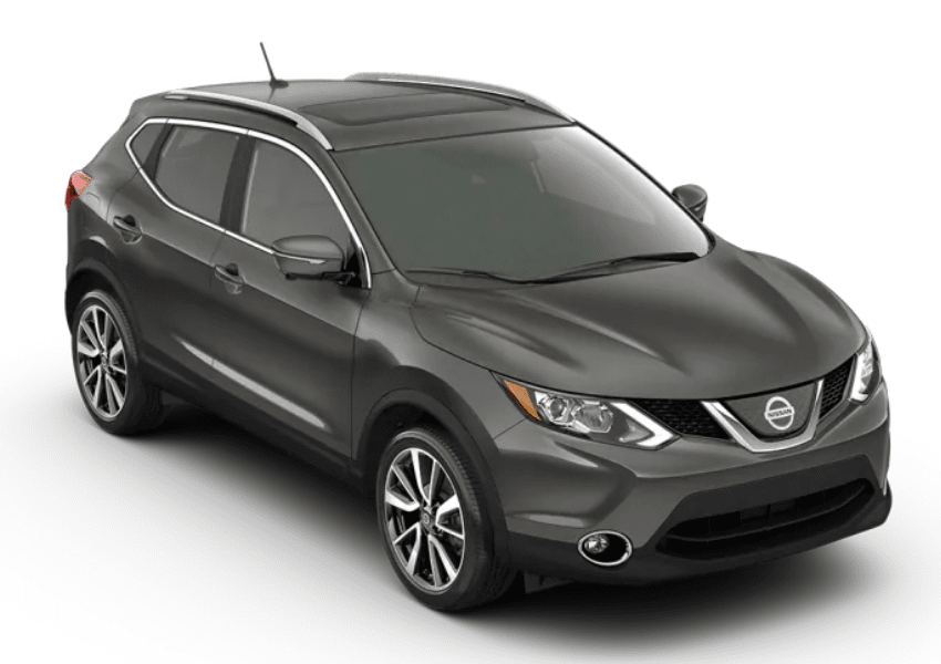 2020 Nissan Rogue Sport in Gun Metallic Grey