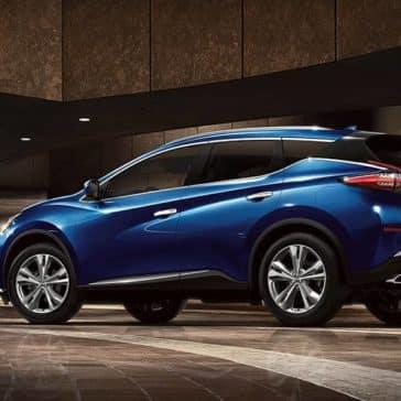 2020 Nissan Murano Indoors