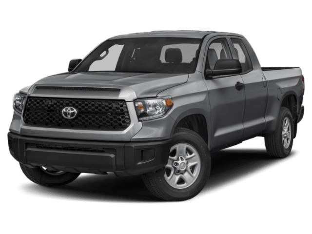 2020 Toyota Tundra in grey