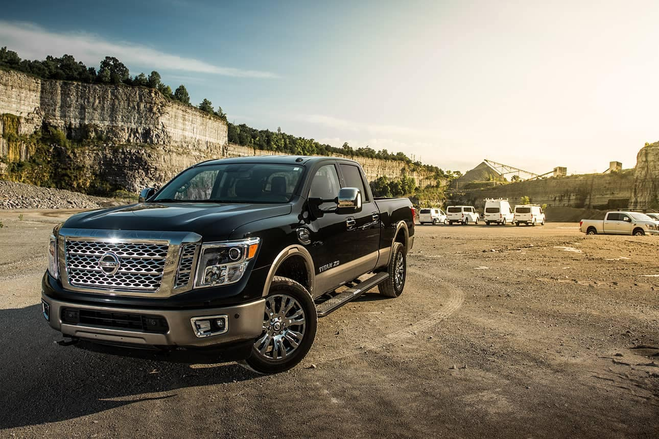 Nissan Titan Vs The Competition Gerald Nissan Of North