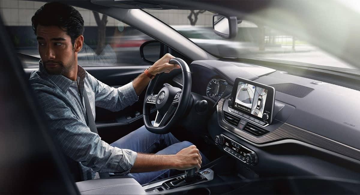 2019 Nissan Altima 360 Camera Rear view