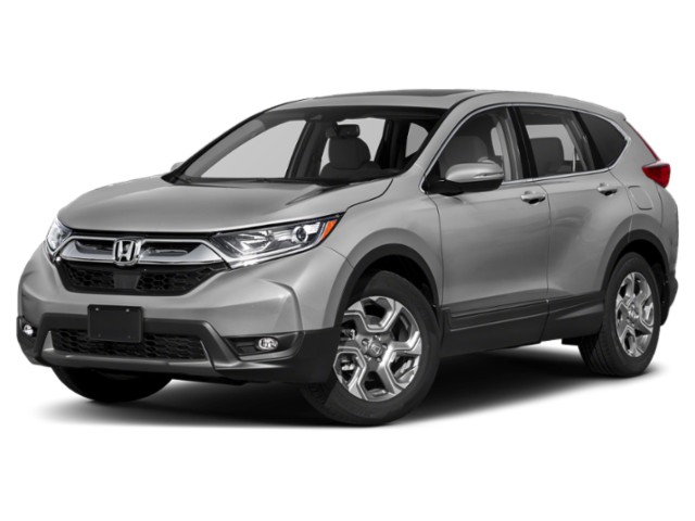 2019 Honda CR-V in grey