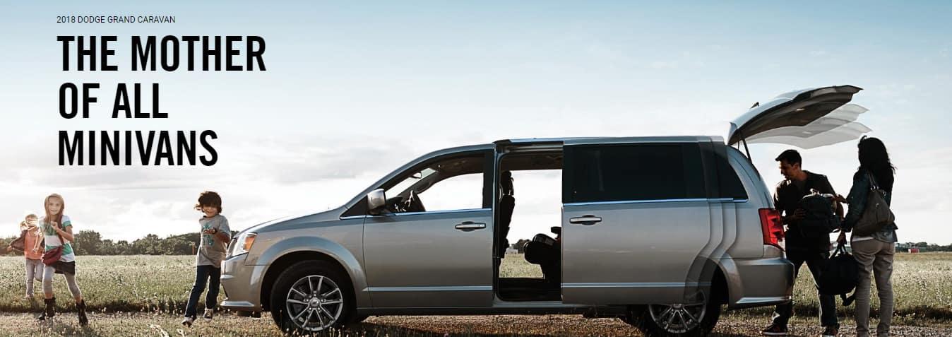 2018 Dodge Grand Caravan Model Specs Gulfgate Dodge Chrysler Jeep Ram