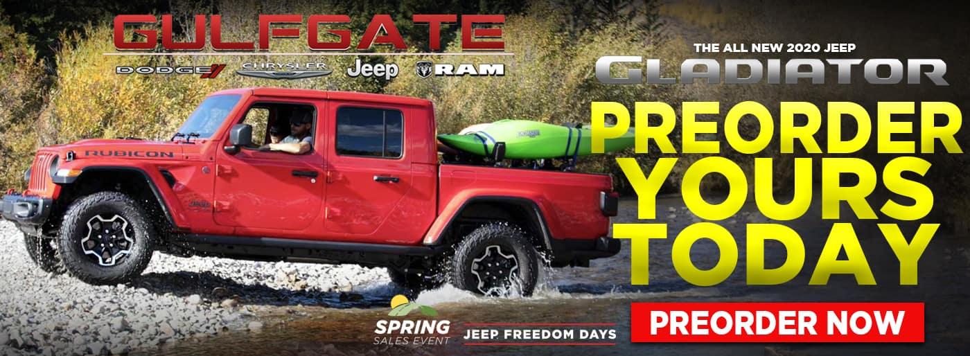 Gulfgate Chrysler, Dodge, Jeep, Ram Dealerership | Houston, TX