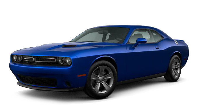 2020 Dodge Challenger Blue