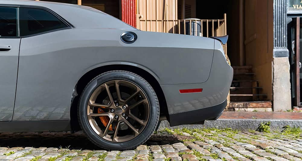 2020 Dodge Challenger Wheel