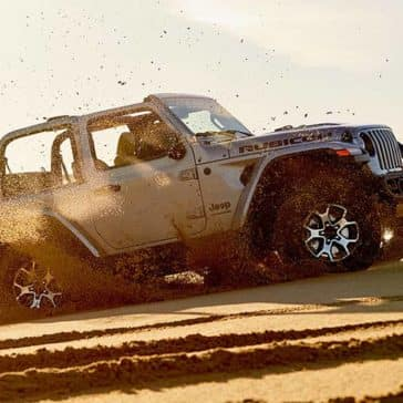 2020 Jeep Wrangler Offroad