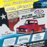 Gullo's 8th Annual All Ford Car Show