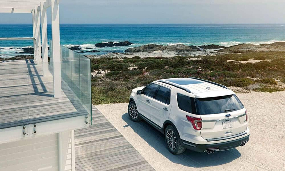Picture of 2018 Ford Explorer Beach