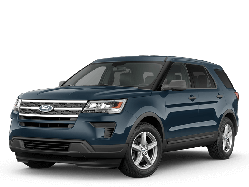 Picture of 2018 Ford Explorer Hero