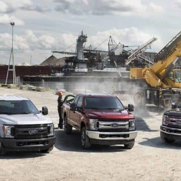 Picture of 2018 Ford Super Duty Trucks