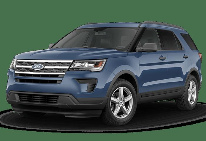 Gullo Ford Conroe >> 2018 Ford Escape vs. 2018 Ford Explorer | Gullo Ford of Conroe