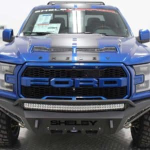 2018 Ford F-150 Tuscany Baja Raptor Front