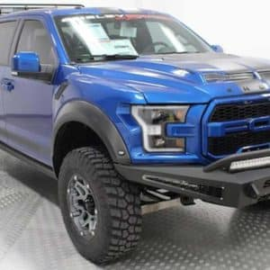 Picture of 2018 Ford F-150 Tuscany Baja Raptor Front Quarter