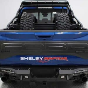 Picture of 2018 Ford F-150 Tuscany Baja Raptor Rear