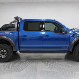 2018 Ford F-150 Tuscany Baja Raptor Side