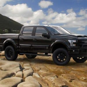 2018 Ford F-150 Tuscany Black Ops Beach