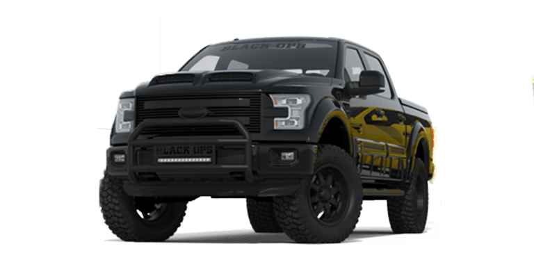 Tuscany Trucks F-150 Black Ops