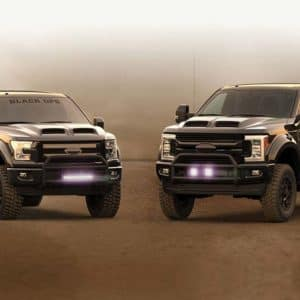 2018 Ford F-150 and F-250 Tuscany Black Ops