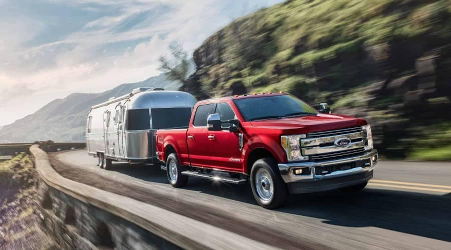 2018 Ford Super Duty Lariat