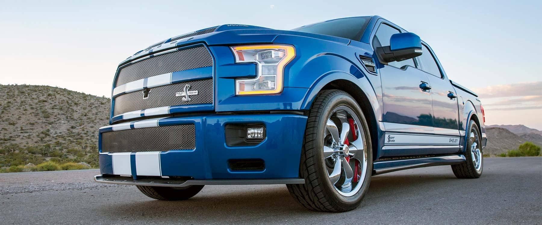 2018 Ford Tuscany Shelby Super Snake Slider