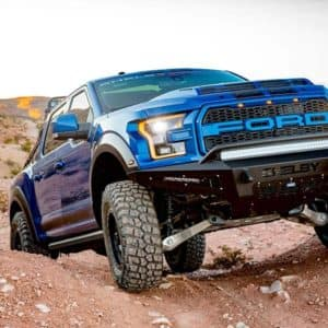 Picture of 2018 Tuscany Shelby Ford F-150 Baja Raptor Climbing