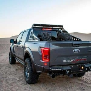2018 Tuscany Shelby Ford F-150 Baja Raptor Dunes Ready for Adventure
