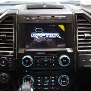 2018 Tuscany Shelby Ford F-150 Baja Raptor Interior