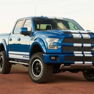 Ford Shelby F-150 Front