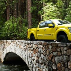 Picture of Tuscany Ford F-150 Tonka Bridge Crossing