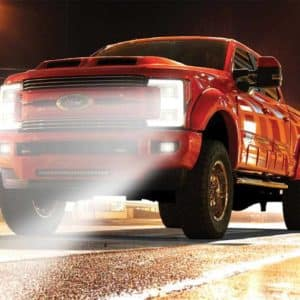 Picture of Tuscany Ford F-250 FTX Headlights