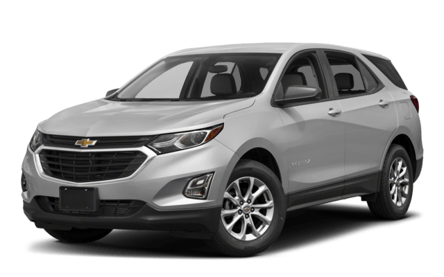 Picture of 2018 Chevrolet Equinox in dull grey
