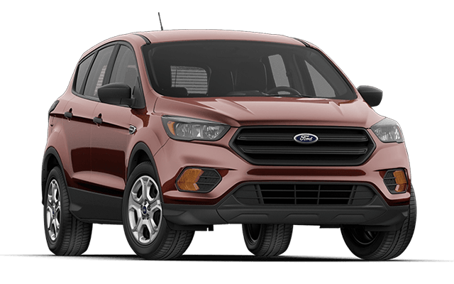 Picture of 2018 Ford Escape in Chestnut pointing to the right