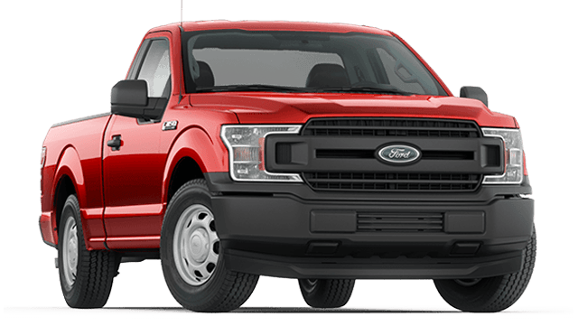 Picture of 2018 Ford F-150 Pointing right