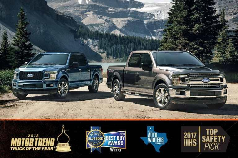 2018 Ford F-150 MotorTrend Truck of the Year